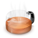 Glass-Teapot-Red icon