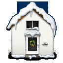 Snowy-House icon