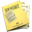 Top-Secret-Folder-and-Documents icon