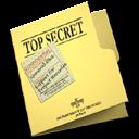 Top-Secret-Folder icon