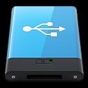 Blue-USB-W icon