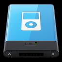Blue-iPod-W icon