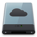 Graphite-iDisk-B icon