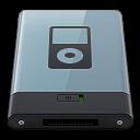 Graphite-iPod-B icon