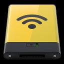 Yellow-Airport icon