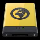 Yellow-Server icon