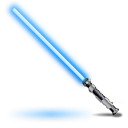 Obi-Wans-light-saber icon