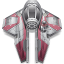 Anakin-starfighter icon