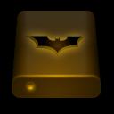 Bat-drive icon
