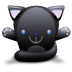 Cat-Black icon