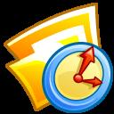 Folder-temporary icon