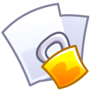 Lock-file icon