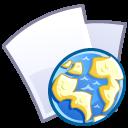 Web-file icon