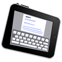 IPad-write icon