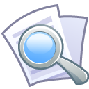 File-find icon