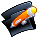 Folder-edit icon