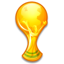 Comic-trophy icon