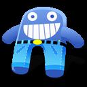 Creature-Blue-Pants icon