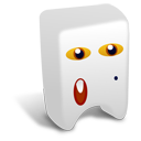 White-creature icon