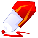 Pen-red icon