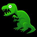 Tyrannosaurus-rex icon