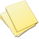 Documents-yellow icon