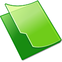 Folder-open3 icon