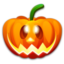 Halloween-happy icon