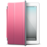 IPad-White-pink-cover icon