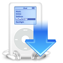 IPod-download icon