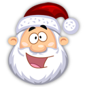Happy-SantaClaus icon