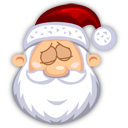 Sleeping-SantaClaus icon