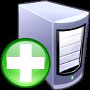 Add-server icon