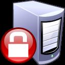 Lock-server icon