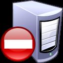 Remove-server icon