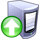 Upload-server icon