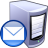 Email-server icon