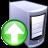Upload-server icon