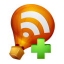 Ballon-Feed-add icon