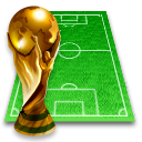 Trophy-football-camp icon