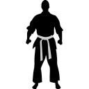 Karate-ready icon