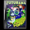 Futurama-Into-the-Wild-Green-Yonder icon