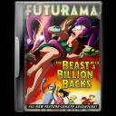 Futurama-The-Beast-with-a-Billion-Backs icon
