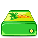 Carrot-HD icon