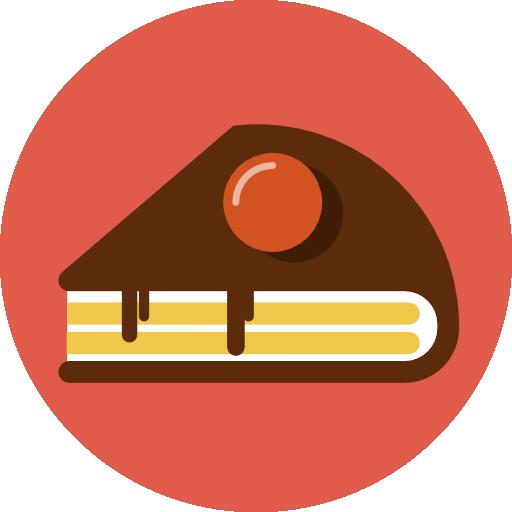 gâteau icône - ico,png,icns,Icônes gratuites télécharger