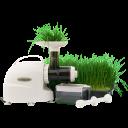 Compact-wheatgrass-juicer icon