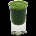 Wheatgrass-juice-shot icon