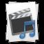 Movie-Music-File icon