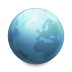 Globe-Connected icon