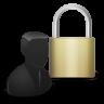 Padlock-User-Control icon